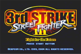 Street Fighter 3 3rd Strike